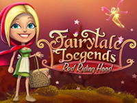 Автомат FairyTale Legends: Red Riding Hood от NetEnt